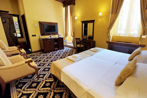 Historic Hotel Cattaro - Delux rooms