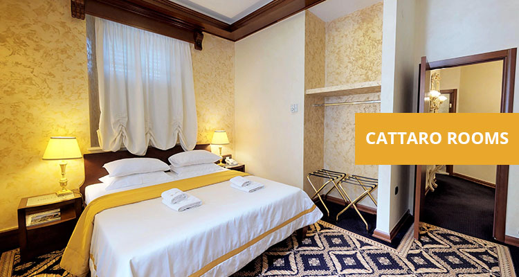 Take a look at Historic Boutique Hotel Cattaro rooms